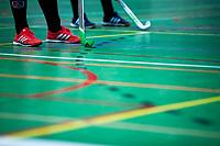 UTRECHT - Sporthal Galgenwaard.  vloer van zaal met lijnen. COPYRIGHT KOEN SUYK
