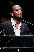 """15 November 2010- New York, NY- John Legend at The National Action Network's 1st Annual Triumph Awards honoring """"Our Best"""" in the Arts, Entertainment, & Sports held at Jazz at Lincoln Center on November 15, 2010 in New York City. Photo Credit: Terrence Jennings"""