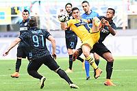 Jose' Mauri Parma, Fredy Guarin Inter <br /> Milano 04-04-2015 Stadio Giuseppe Meazza Football Calcio Serie A 2014/2015 Inter - Parma foto Matteo Gribaudi / Image Sport / Insidefoto