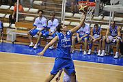 Trieste 8 Settembre 2012 Qualificazioni Europei 2013 Italia Bielorussia<br /> Foto Ciamillo<br /> Nella foto : stefano mancinelli