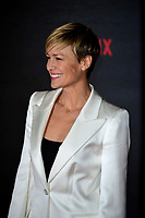 Robin Wright  at the House Of Cards - UK TV premiere at The Empire Leicester Square in London. 26th February 2015    Photo Brian Jordan
