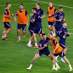 20210906: CRO, Football - Press conference and practice session of Croatian national team