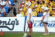 The World Lacrosse Championship in 2018 was held on July 12-21 2018 at the Orde Wingate Institute for Physical Education and Sports in Netanya, Israel.