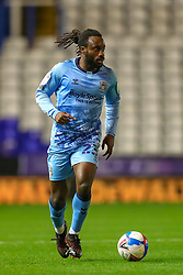 Fankaty Dabo of Coventry City  - Mandatory by-line: Nick Browning/JMP - 20/11/2020 - FOOTBALL - St Andrews - Birmingham, England - Coventry City v Birmingham City - Sky Bet Championship