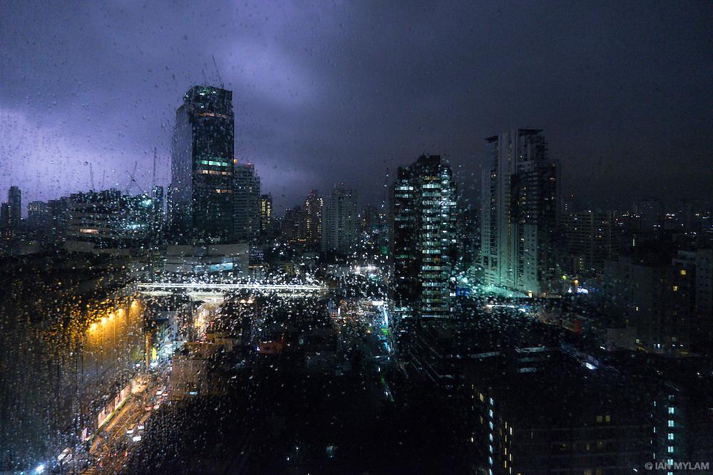 Rainy Night in Bangkok