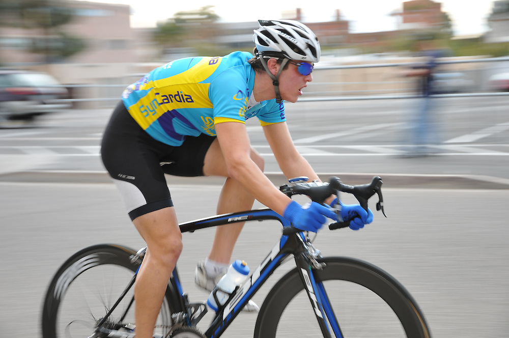 Professional Men 1/2 race, UA Criterium 2012, Tucson, Arizona. Bike-tography by Martha Retallick.