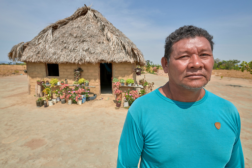 Norberto Cruz da Silva is a leader in the Wapishana indigenous village of Tabalascada, in the Amazon region of Brazil. He is also area coordinator of catechists in the Catholic Church.
