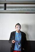 Mirko Schwab, Veranstalter und Labelinhaber. © Adrian Moser