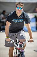 #215 (MCLEAN Joshua) AUS  at Round 9 of the 2019 UCI BMX Supercross World Cup in Santiago del Estero, Argentina