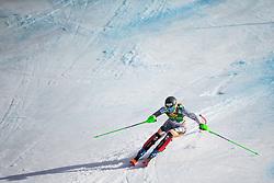 Nina Haver Loeseth (NOR) during second run at the Ladies' Slalom at 56th Golden Fox event at Audi FIS Ski World Cup 2019/20, on February 16, 2020 in Podkoren, Kranjska Gora, Slovenia. Photo by Matic Ritonja / Sportida