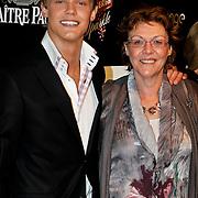 NLD/Amsterdam/20100304 - Premiere 4000ste aflevering Goede Tijden Slechte Tijden, Ferry Doedens en zijn moeder