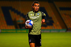 Miles Welch-Hayes of Colchester United - Mandatory by-line: Ryan Crockett/JMP - 20/11/2020 - FOOTBALL - One Call Stadium - Mansfield, England - Mansfield Town v Colchester United - Sky Bet League Two