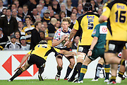 Lachie Turner. NSW Waratahs v Hurricanes. 2010 Super 14 Rugby Union round 14 match played at the Sydney Football Stadium, Moore Park Australia. Friday 14 May 2010. Photo: Clay Cross/PHOTOSPORT