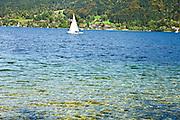 Tegernsee Lake, Bavaria, Germany