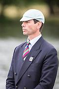Henley Royal Regatta, Henley on Thames, Oxfordshire, 3-7 July 2013.  Thursday  09:53:51   04/07/2013  [Mandatory Credit/Intersport Images]<br /> <br /> Rowing, Henley Reach, Henley Royal Regatta.<br /> <br /> Umpire and Steward Richard Phelps