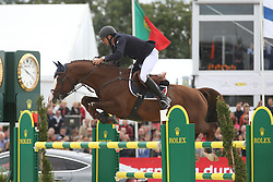 Bucci Piergiorgio, (ITA), Casallo Z<br /> Grand Prix Rolex<br /> Brussel Stephex Masters 2015<br /> © Hippo Foto - Counet Julien<br /> 6-09-2015