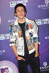 David Kwiatkowski. Red carpets arrivals at the MTV EMA's 2014 at The Hydro on November 9, 2014 in Glasgow, Scotland.