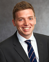 Corporate Headshot of male colleague at Duff Phelps.