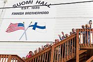 En grupp från finska Mestälehti på besök i Astoria. <br /> <br /> Foto: Christina Sjögren