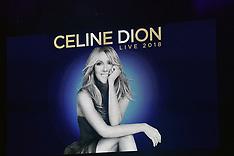 Celine Dion Live 2018 tour of Australia - 27 July 2018