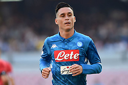 September 15, 2018 - Naples, Naples, Italy - Jose Callejon of SSC Napoli during the Serie A TIM match between SSC Napoli and ACF Fiorentina at Stadio San Paolo Naples Italy on 15 September 2018. (Credit Image: © Franco Romano/NurPhoto/ZUMA Press)