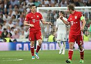 Real Madrid v Bayern Munich 180417
