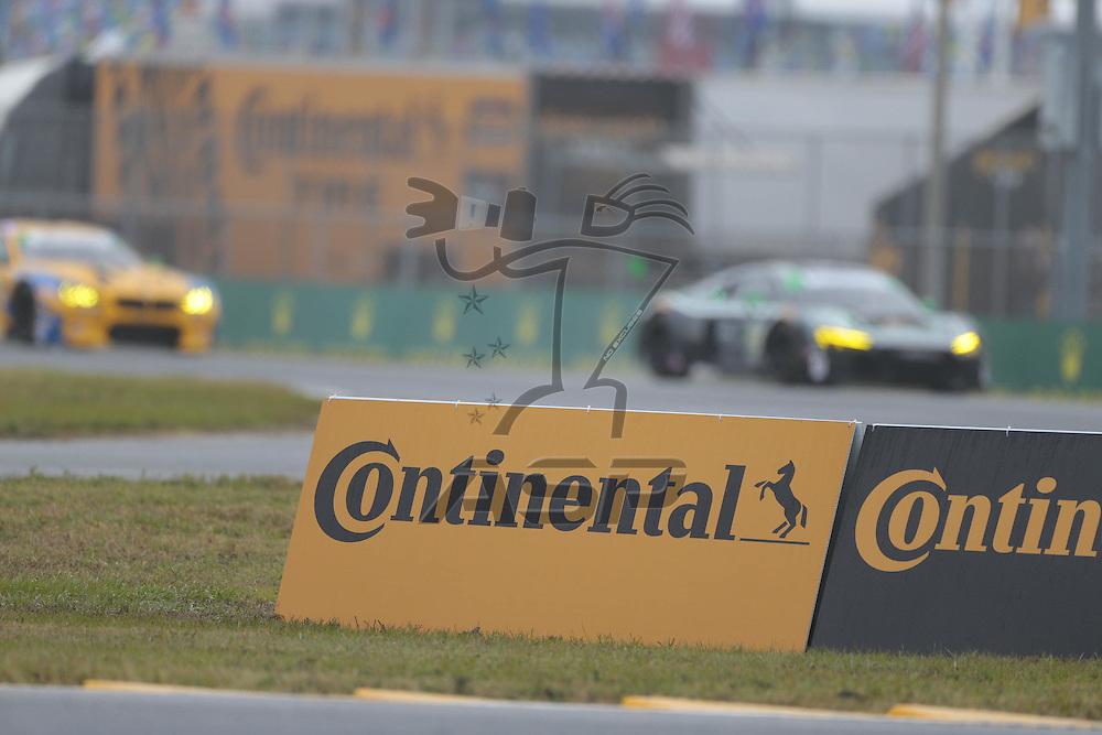 Daytona Beach, FL - Jan 28, 2016:  The IMSA WeatherTech Sportscar Championship teams take to the track for a practice session for the Rolex 24 at Daytona at Daytona International Speedway in Daytona Beach, FL.