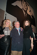 JERRY HALL; DAVID BAILEY; MARIE HELVIN;, Opening of Bailey's Stardust - Exhibition - National Portrait Gallery London. 3 February 2014