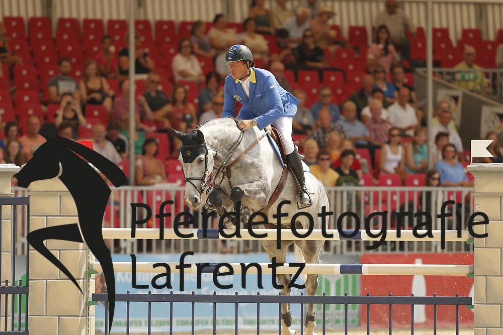 Ahlmann, Christian, Caruso<br /> Münster - Turnier der Sieger<br /> Mittlere Tour<br /> © www.sportfotos-lafrentz.de/ Stefan Lafrentz