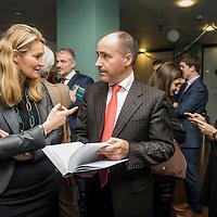 Brussels, Belgium 15 December 2015<br /> Launch of The Handbook of EEA Law.<br /> Photo: Ezequiel Scagnetti