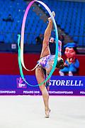 Halkina Katsiaryna from Belarus, she was born in Minks in 1997.Halkina went to the 2016 Olympics in Rio de Janeiro obtaining the sixth place