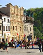 Kazimierz Dolny, 2007-05-02. Rynek w Kaziemierzu Dolnym