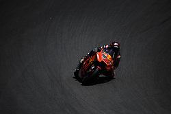 June 16, 2018 - Barcelona, Catalonia, Spain - The Finnish rider, Mika Kallio of Red Bull KTM Factory Racing, with his KTM during the Qualifying, Moto GP of Catalunya at Circuit de Catalunya on June 16, 2018 in Barcelona, Spain. (Credit Image: © Joan Cros/NurPhoto via ZUMA Press)