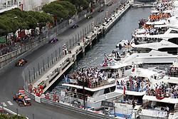 May 26, 2019 - Monte Carlo, Monaco - Motorsports: FIA Formula One World Championship 2019, Grand Prix of Monaco, ..#10 Pierre Gasly (FRA, Aston Martin Red Bull Racing) (Credit Image: © Hoch Zwei via ZUMA Wire)