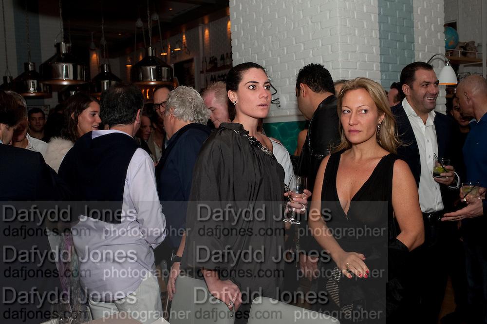 LAURA DE GUNZBURG; DIANA PICASSO, ,  Dom PŽrignon with Alex Dellal, Stavros Niarchos, and Vito Schnabel celebrate Dom PŽrignon Luminous. W Hotel Miami Beach. Opening of Miami Art Basel 2011, Miami Beach. 1 December 2011. .<br /> LAURA DE GUNZBURG; DIANA PICASSO, ,  Dom Pérignon with Alex Dellal, Stavros Niarchos, and Vito Schnabel celebrate Dom Pérignon Luminous. W Hotel Miami Beach. Opening of Miami Art Basel 2011, Miami Beach. 1 December 2011. .