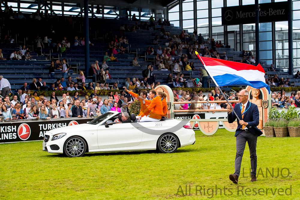 Team The Netherlands<br /> CHIO Aachen 2017<br /> © DigiShots