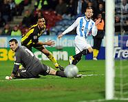Huddersfield V Brentford 210112