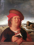 Paracelsus (Theophrastus Bombastus Von Hohenheim) 1493-1541. Swiss-born German physician and alchemist. First to describe Silicosis. Connected Goitre with minerals in drinking water. Recognised importance of chemistry in medicine (Iatrochemistry).