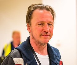 Pictured: Leith Walk Council By-Election. Edinburgh City Council, Edinburgh, Scotland, 11 April 2019. Pictured:  Kevin Illingworth, Independent candidate. 25,526 residents are registered to vote in one of the most densely populated areas in Scotland under the Single Transferable Vote (STV) system. This is the first time in Scotland that an STV by-election has been needed to fill two vacancies in the same ward, held as a result of the resignation of Councillor Marion Donaldson. The election fielded 11 candidates, including the first ever candidate for the For Britain Movement in Scotland, Paul Stirling, founded by former UKIP leadership candidate Anne Marie Waters in March 2018.<br /> <br /> Sally Anderson | EdinburghElitemedia.co.uk