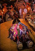 GUATEMALA, FESTIVALS Semana Santa; Maximon Judas cult figure