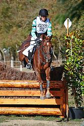 Rigouts Marc (BEL) - Carriem van Colen Z<br /> World Championship Young Eventing Horses<br /> Le Lion d'Angers 2009<br /> © Hippo Foto - Christophe Bricot