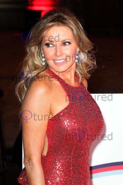 Carol Vorderman, The Sun Military Awards Millies, Guildhall, London UK, 14 December 2016, Photo by Richard Goldschmidt