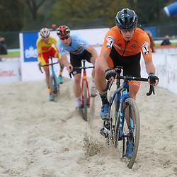 08-11-2020: Wielrennen: EK Veldrijden: Rosmalen<br />Lars van der Haar