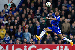 during football match between Chelsea FC and NK Maribor, SLO in Group G of Group Stage of UEFA Champions League 2014/15, on October 21, 2014 in Stamford Bridge Stadium, London, Great Britain. Photo by Vid Ponikvar / Sportida.com