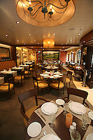 Launch of Royal Caribbean International's newest ship Allure of the Seas..Giovannis table