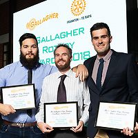 Gallagher Rotary Awards 2018