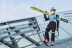 31.12.2020, Olympiaschanze, Garmisch Partenkirchen, GER, FIS Weltcup Skisprung, Vierschanzentournee, Garmisch Partenkirchen, Qualifikation, Herren, im Bild Peter Prevc (SLO) // Peter Prevc of Slovenia during qualification jump of men's Four Hills Tournament of FIS Ski Jumping World Cup at the Olympiaschanze in Garmisch Partenkirchen, Germany on 2020/12/31. EXPA Pictures © 2020, PhotoCredit: EXPA/ JFK