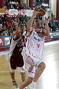 DESCRIZIONE : Teramo Lega A1 2005-06 Navigo.it Teramo Basket Livorno <br /> GIOCATORE : Fultz <br /> SQUADRA : Navigo.it Teramo <br /> EVENTO : Campionato Lega A1 2005-2006 <br /> GARA : Navigo.it Teramo Basket Livorno <br /> DATA : 05/03/2006 <br /> CATEGORIA : Tiro <br /> SPORT : Pallacanestro <br /> AUTORE : Agenzia Ciamillo-Castoria/G.Ciamillo <br /> Galleria : Lega Basket A1 2005-2006 <br /> Fotonotizia : Teramo Campionato Italiano Lega A1 2005-2006 Navigo.it Teramo Basket Livorno <br /> Predefinita :