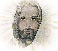"""""""A million faces of Jesus by Dino Carbetta – Incandescent""""…<br /> <br /> Gospel Jn 20:1-9 On the first day of the week, Mary of Magdala came to the tomb early in the morning, while it was still dark, and saw the stone removed from the tomb. So she ran and went to Simon Peter and to the other disciple whom Jesus loved, and told them, """"They have taken the Lord from the tomb, and we don't know where they put him."""" So Peter and the other disciple went out and came to the tomb. They both ran, but the other disciple ran faster than Peter and arrived at the tomb first; he bent down and saw the burial cloths there, but did not go in. When Simon Peter arrived after him, he went into the tomb and saw the burial cloths there, and the cloth that had covered his head, not with the burial cloths but rolled up in a separate place. Then the other disciple also went in, the one who had arrived at the tomb first,and he saw and believed. For they did not yet understand the Scripture that he had to rise from the dead."""