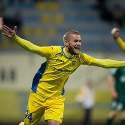 20170404: SLO, Football - Slovenian Cup, Semifinals, NK Domzale vs NK Krka
